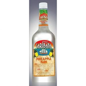 Caribaya Pineapple Rum Adel Wines