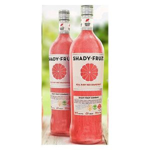 Shady Fruit Real Ruby Red Grapefruit Vodka