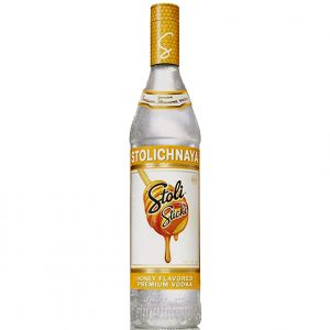 Stolichnaya Sticki Vodka 1L Adel Wines