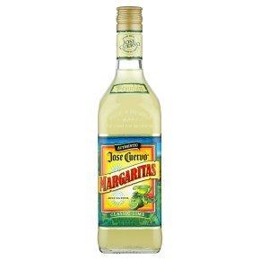 Jose Cuervo Margaritas Authentic Classic Lime adel