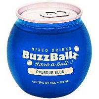 Buzzball Overdue blue Adel