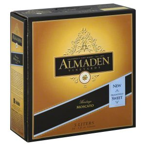 Almaden Heritage Moscato Adel