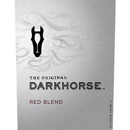 Darkhorse Red Blend Label Adel