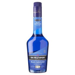 Dekuyper Blue Curacao Liqueur Adel