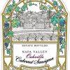Far Niente Cabernet Sauvignon Estate Bottled Label Adel
