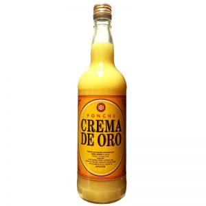 Crema De Oro 750ml