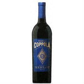 Francis Ford Coppola Diamond Collection Merlot Blue Label Adel