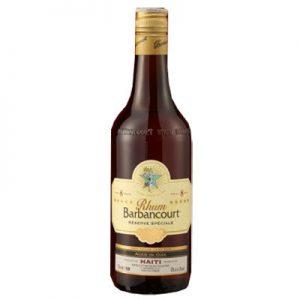 Rhum Barbancourt Rum 5 Star Adel