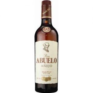 Ron Abuelo Rum Anejo Adel
