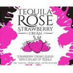 Tequila Rose Strawberry Cream at Adel Wines