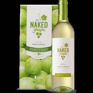 The Naked Grape Pinot Grigio Box Adel