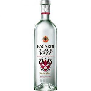 Bacardi Rum Black Razz Adel