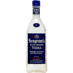 Seagrams Extra Smooth Vodka adel