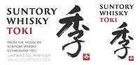 Suntory Japanese Whisky Toki Adel Label