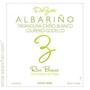 Do Zoe Albarino Blend Label Adel