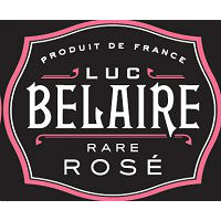 Luc Belaire Rare Rose Label Adel