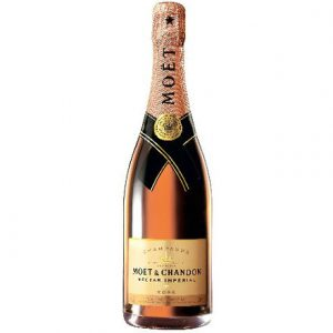 Moet & Chandon Champagne Nectar Rose Imperial Adel