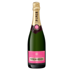 Piper-Heidsieck Champagne Brut Rose Sauvage Adel