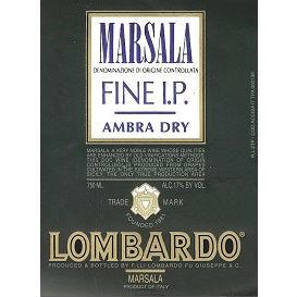 Lombardo Marsala Fine Adel