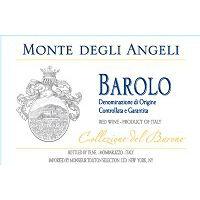Monte Degli Angeli Barolo 2011 Label Adel
