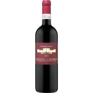 Morellino di Scansano Red Wine Adel