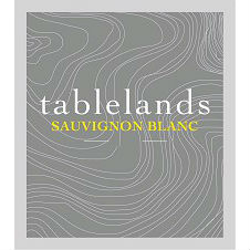 Tablelands Sauvignon Blanc 2014 Label Adel