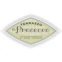 Terrazzo Prosecco Label Adel