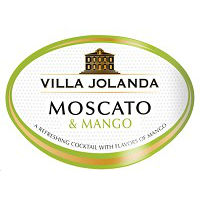 Villa Jolanda Moscato & Mango Label Adel