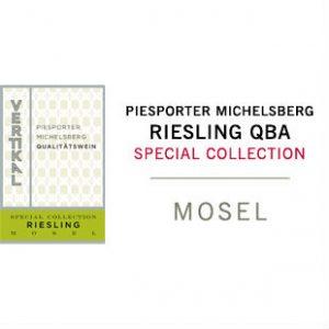 Vertikal Riesling Spatlese Piesporter Michelsberg 2012 Adel