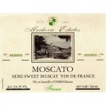 Markovic Estates Moscato