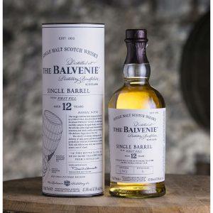 Balvenie The 12Yr Single Barrel