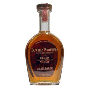 Isaac Bowman Bourbon small batch