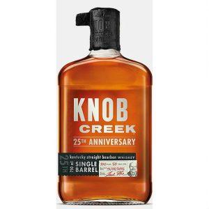 Knob Creek Bourbon Single Barrel 25th Anniversary
