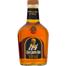 Old Grand-Dad Bourbon 114 Proof