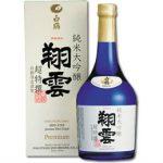 """Hakutsuru Premium Sake Junmai Dai Ginjo """"SHO-UNE"""""""