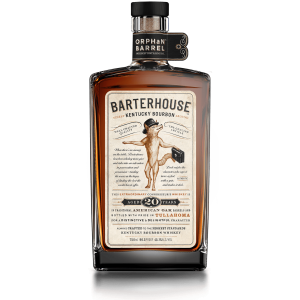Orphan Barrel Barterhouse 20 Year Old Kentucky Bourbon Whiskey