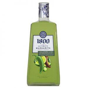 1800 Jalapeno Lime Margarita