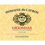 Domaine Du Cayron Gigondas Label