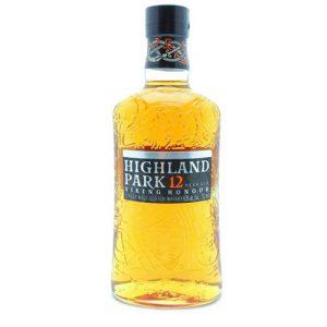 Highland Park 12 Year Whisky