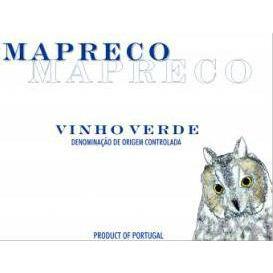 Mapreco Vino Verde Label
