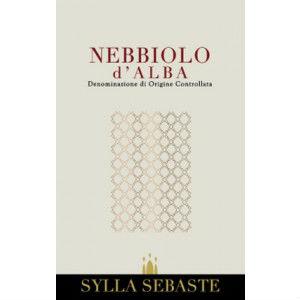 Sylla Sebaste Nebbiolo d'Alba Label