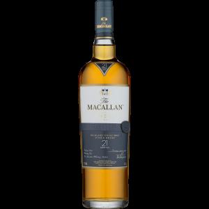 The Macallan Triple Cask Fine Oak 21 Year Old