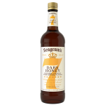 Seagram's 7 Crown 'Dark Honey' Whiskey Liqueur