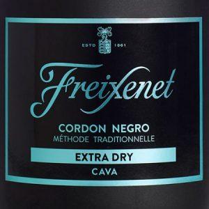 Freixenet Cava Extra Dry Cordon Negro