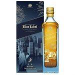 Johnnie Walker Blue New York Skyline