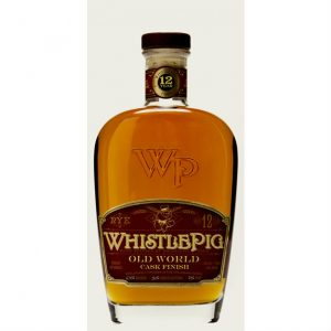 WhistlePig Old World Cask Finish 12 Year Rye