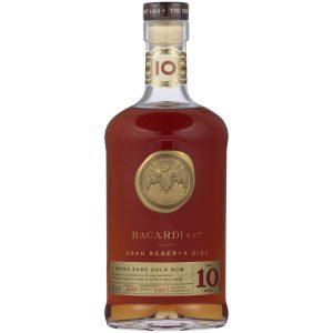 Bacardi® Gran Reserva Diez Extra Rare Gold Rum