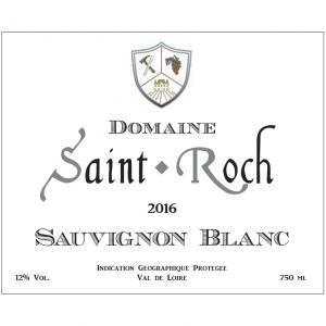 Domaine Saint-Roch Label