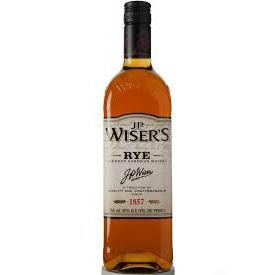 JP Wiser's Rye