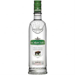 Sobieski Bizon Grass Vodka